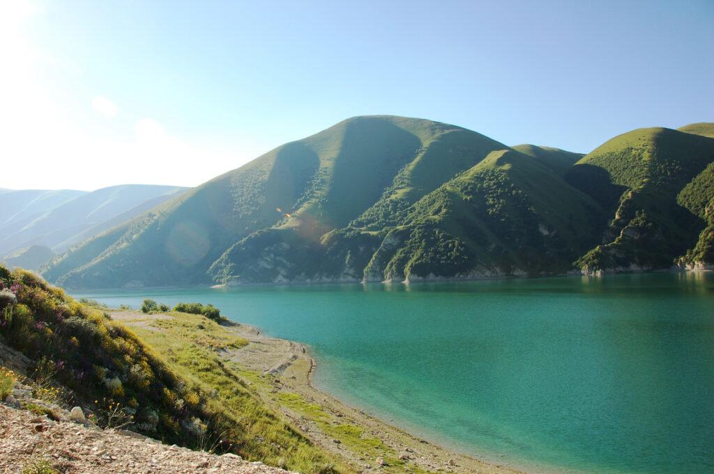 Ботлих-озеро Андийское